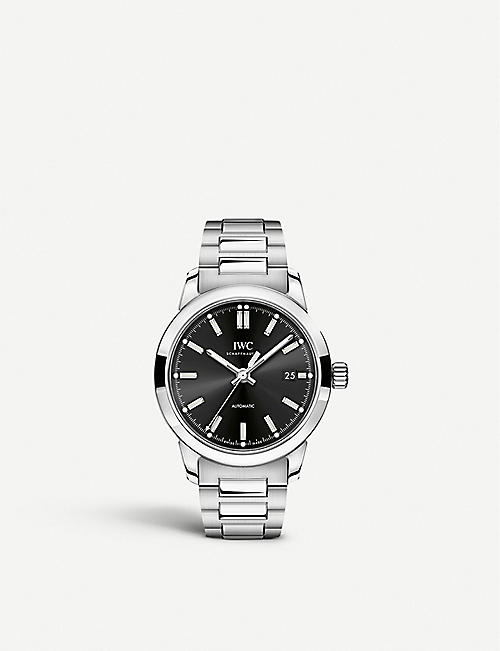 IWC SCHAFFHAUSEN: IW357002 Ingenieur stainless steel watch