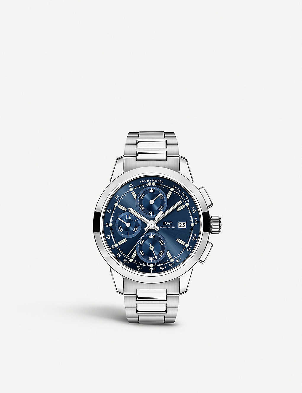 IWC SCHAFFHAUSEN: IW380802 Ingenieur stainless steel watch