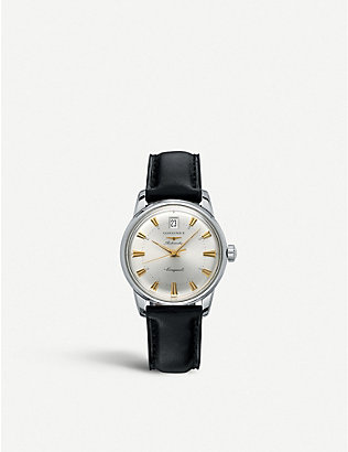 LONGINES: L16114752 Conquest heritage watch