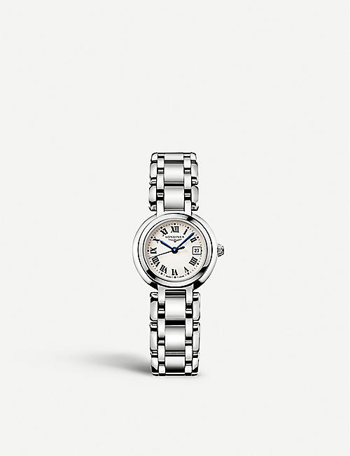 LONGINES: L81104716 Prima Luna watch