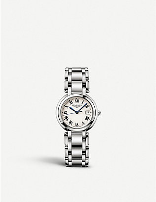 LONGINES: L81124716 Prima Luna watch
