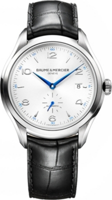 BAUME & MERCIER M0a10052 Clifton watch