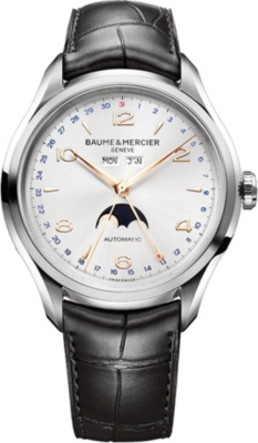 BAUME & MERCIER M0a10055 Clifton watch