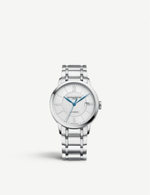BAUME & MERCIER Classima 10215 stainless steel watch
