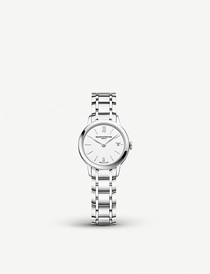 BAUME & MERCIER M0A10489 Classima stainless steel watch