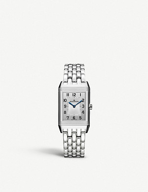 JAEGER-LECOULTRE Q2548120 Reverso stainless steel watch