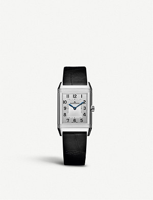 JAEGER-LECOULTRE Q2548520 Rendez-vous 18K white gold and diamond automatic watch