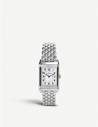 JAEGER-LECOULTRE: Q2618130 Reverso stainless steel watch