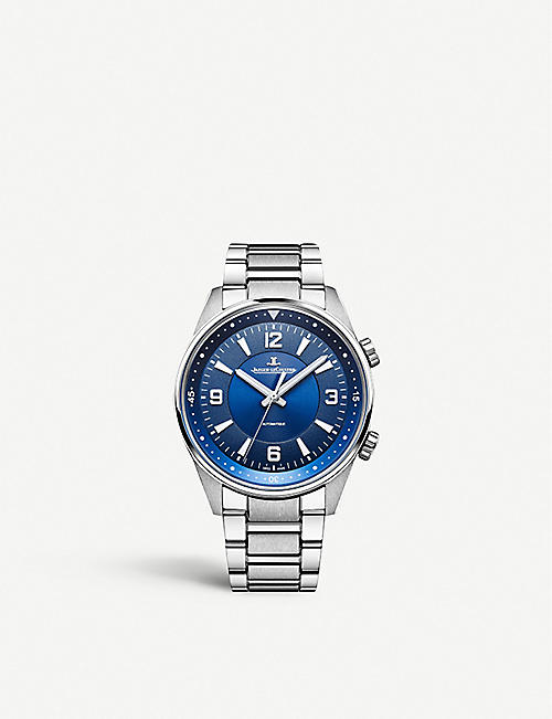 JAEGER-LECOULTRE Q9008180 Polaris stainless steel automatic watch