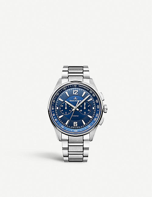 JAEGER-LECOULTRE: Q9028180 Polaris tachymetre stainless steel automatic watch