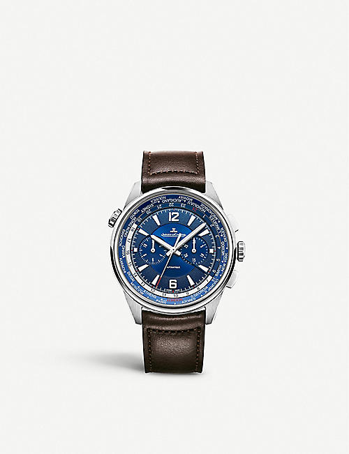 JAEGER-LECOULTRE: Q905T480 Polaris titanium automatic chronograph watch