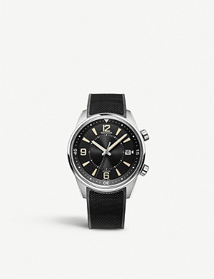 JAEGER-LECOULTRE Q9068670 Polaris stainless steel and rubber watch