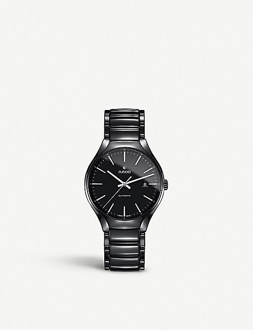 RADO R27056152 True ceramic watch
