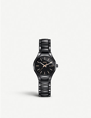 RADO: R27059162 True ceramic watch