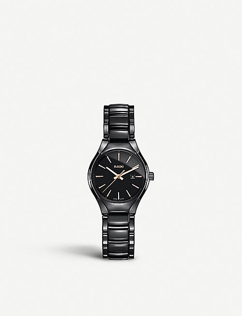 RADO R27059162 True ceramic watch