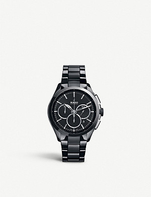RADO R32275152 Hyperchrome stainless steel and ceramic watch