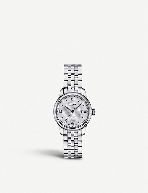 TISSOT: T006.207.11.038.00 Le Locle stainless steel watch