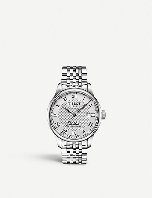 TISSOT: T006.407.11.033.00 Le Locle stainless steel watch