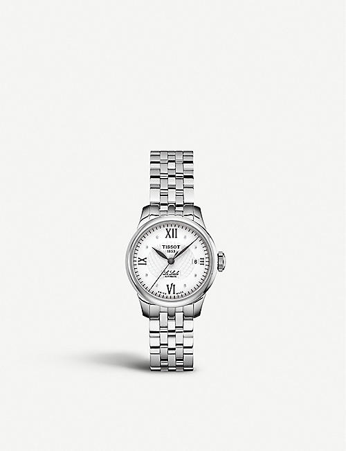 TISSOT: T41.1.183.16 Le Locle Diamond watch