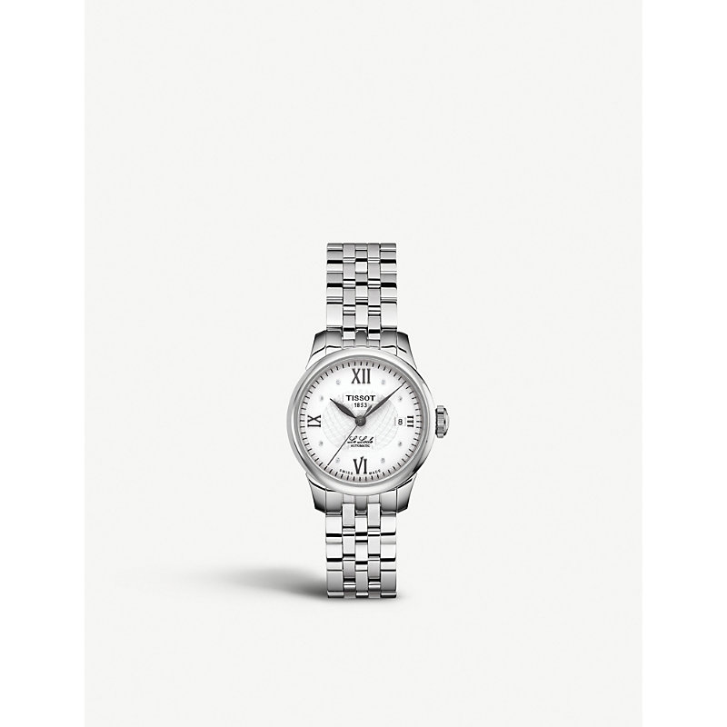 Tissot T41.1.183.16 LE LOCLE DIAMOND WATCH