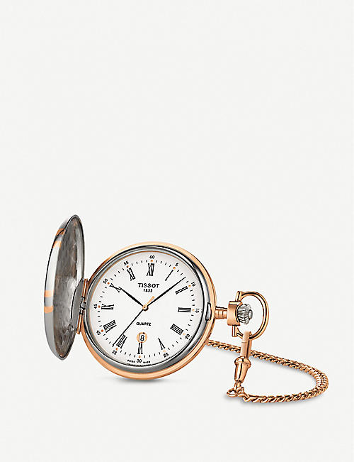 TISSOT T83.8.553.13 Savonnette pocket watch