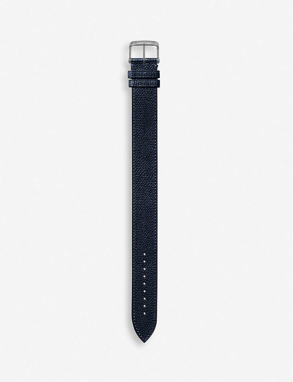 TOM FORD: Leather watch strap