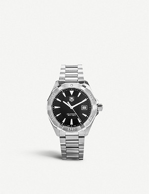 TAG HEUER Way1110.ba0910 Aquaracer stainless steel watch