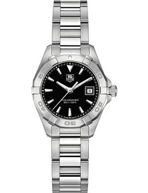 TAG HEUER Way1310.ba0915 Aquaracer stainless steel watch