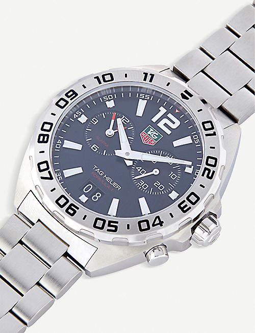TAG HEUER Waz111a.ba0875 Formula 1 stainless steel watch