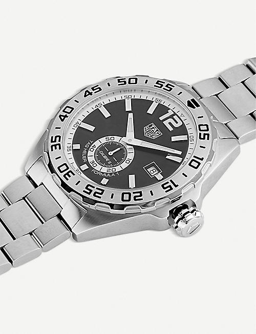 TAG HEUER WAZ2012BA0842 Formula 1 stainless steel watch