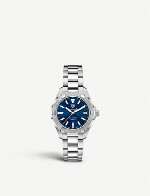 TAG HEUER WBD1312.BA0740 Aquaracer stainless steel watch