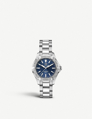 TAG HEUER WBD131D.BA0748 Aquaracer stainless steel watch