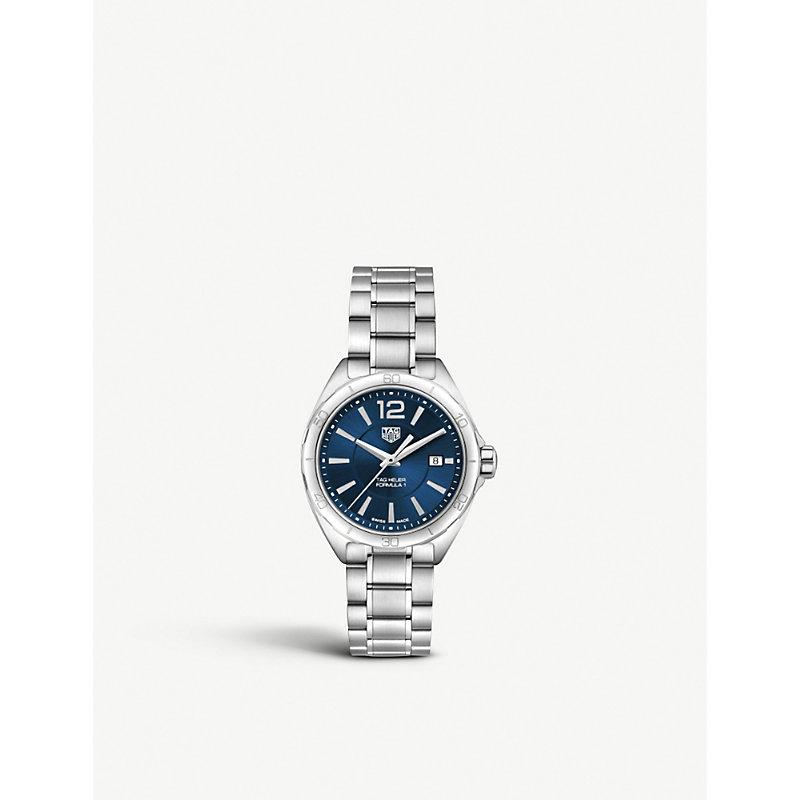 TAG HEUER | WBJ1412.BA0664 Ladies Formula 1 Stainless Steel Watch | Goxip