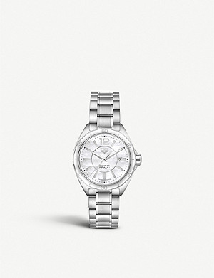 TAG HEUER WBJ1418BA0664 Formula 1 stainless steel watch