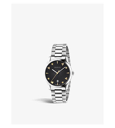 0d79971c320 GUCCI - YA1264029 G-Timeless stainless steel watch