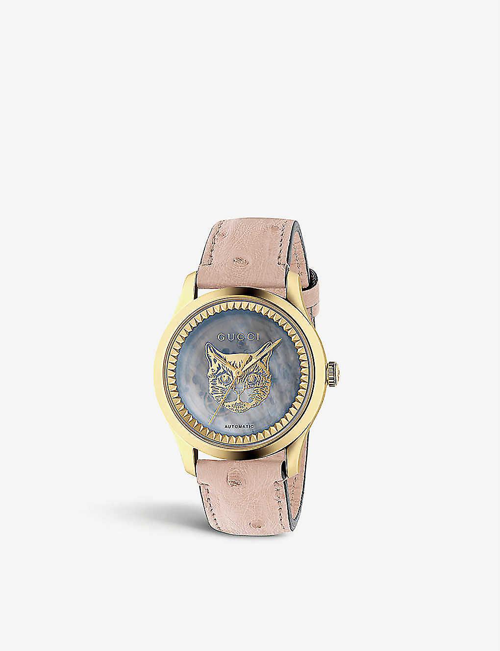 8c130f9d8c0 GUCCI - YA1264110 G-Timeless yellow-gold