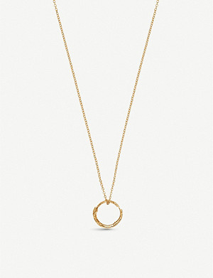 GUCCI Le Marché des Merveilles 18ct yellow-gold necklace