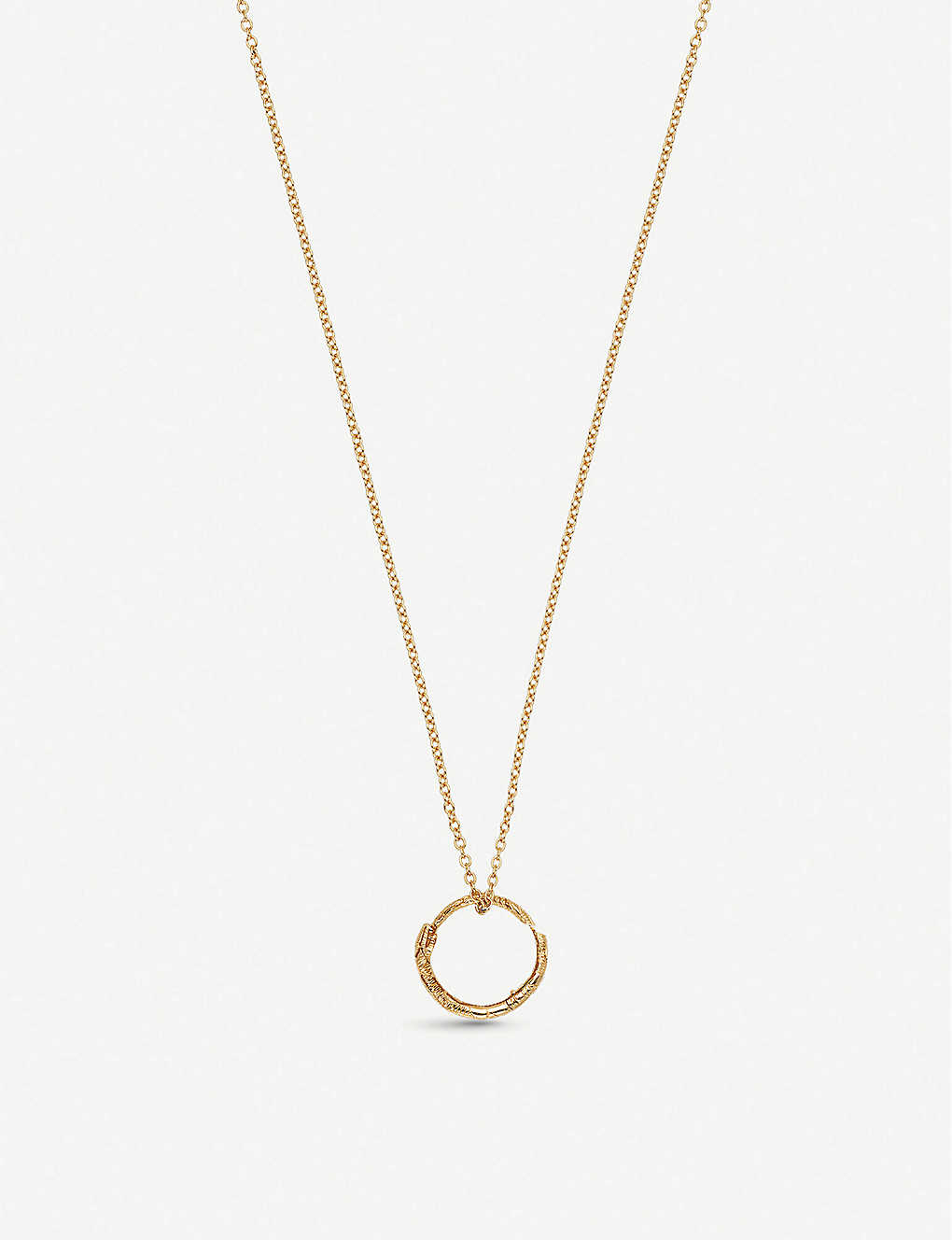 GUCCI: Le Marché des Merveilles 18ct yellow-gold necklace