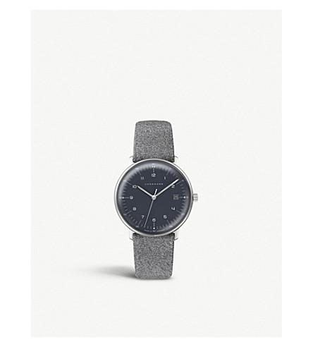 JUNGHANS Max bill damen 047 4542.00 watch (Grey f37d6f32e2a