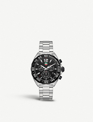 TAG HEUER CAZ1110.BA0877 Formula 1 stainless steel watch