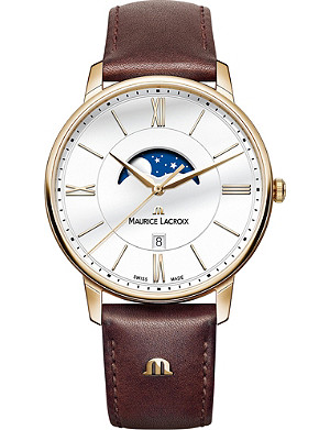 MAURICE LACROIX Eliros EL1098-PVP01-112-1 moon phase watch
