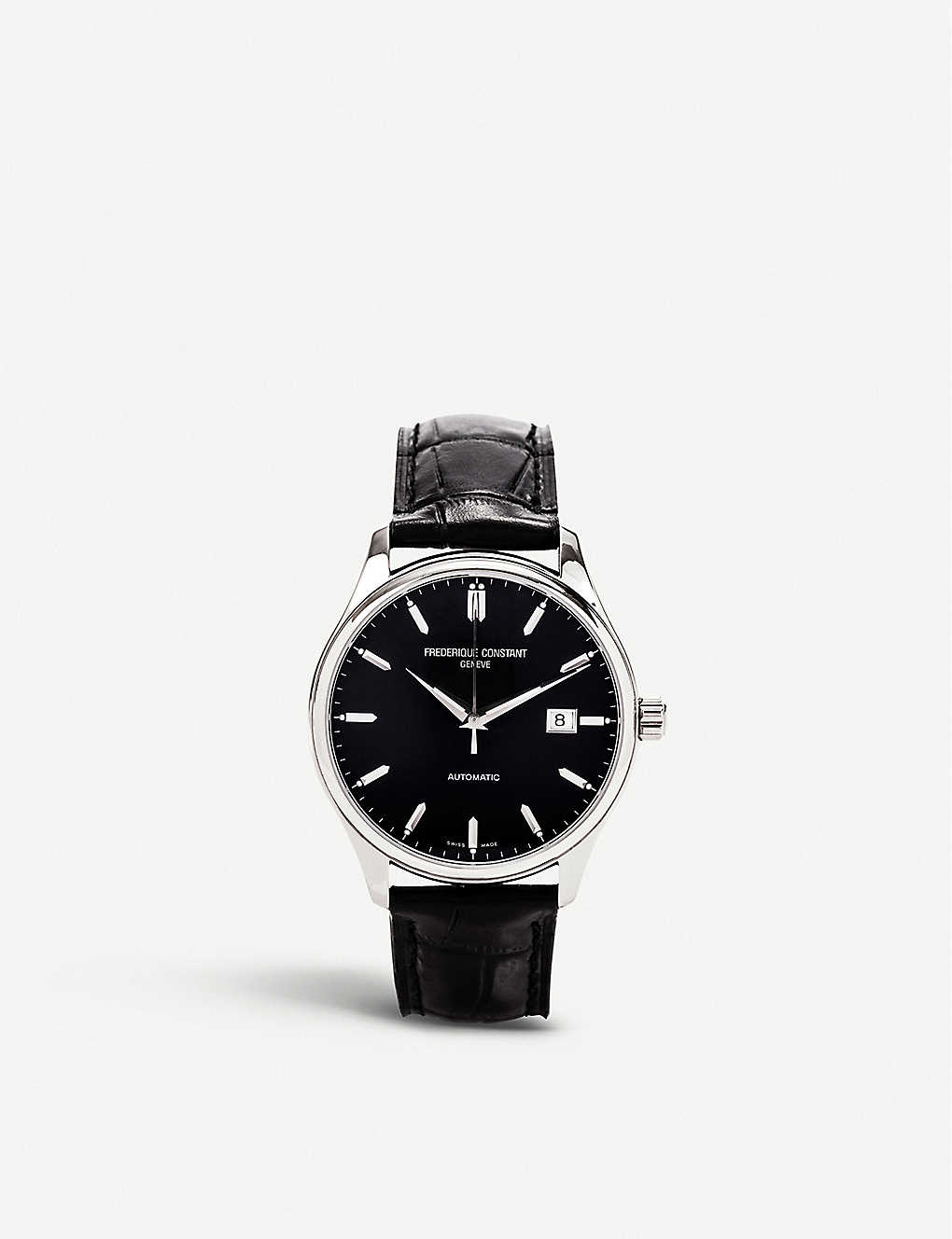 FREDERIQUE CONSTANT: Classic men's automatic watch