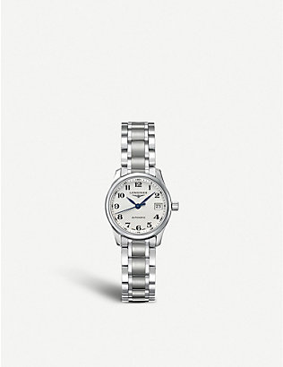 LONGINES: Master watch L2.128.4.78.6
