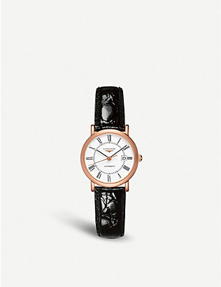 LONGINES: L4.378.8.11.0 Presence watch