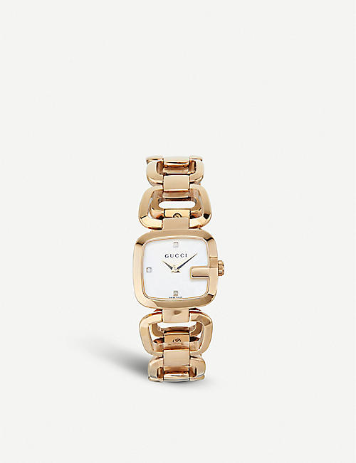 048a77a50e4 GUCCI - Womens Fine watches - Fine Watches - Jewellery   Watches ...