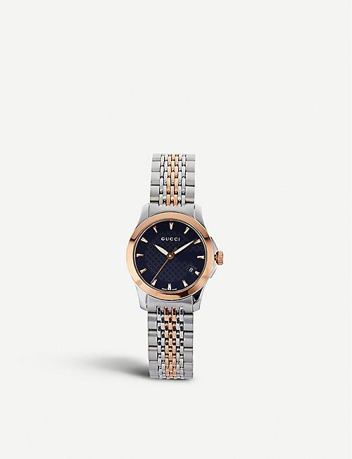 GUCCI Jewellery & Watches Selfridges