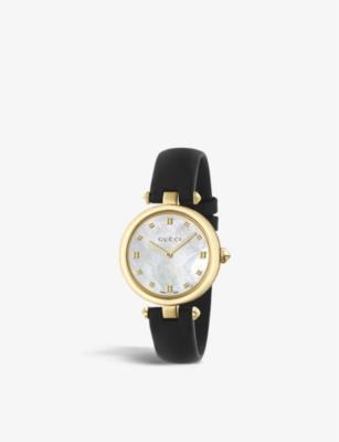 Ya141404 Diamantissima Stainless Steel Watch by Gucci