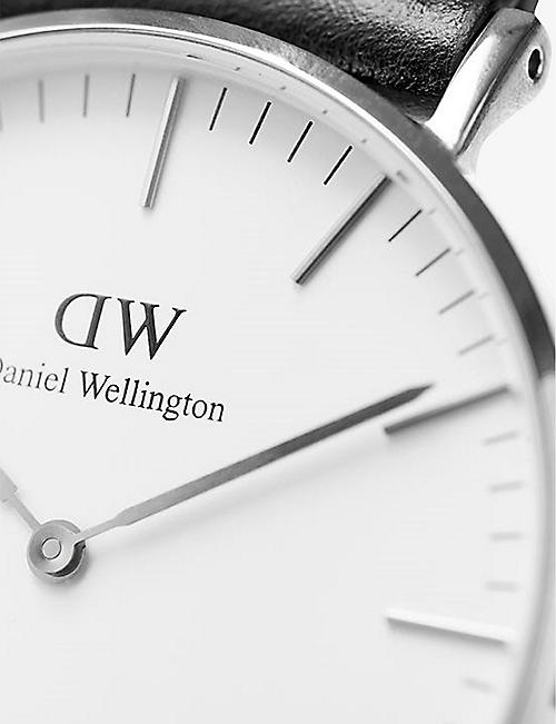 DANIEL WELLINGTON Classic Winchester stainless steel watch 36mm
