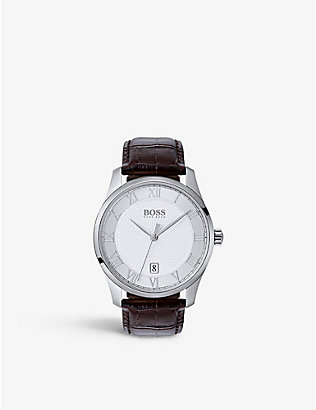 DANIEL WELLINGTON: Classic Sheffield stainless steel watch 36mm