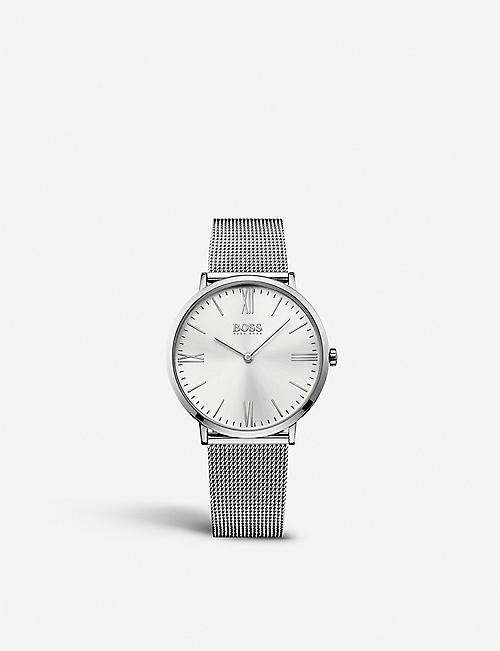 BOSS: 1513459 Jackson stainless steel watch